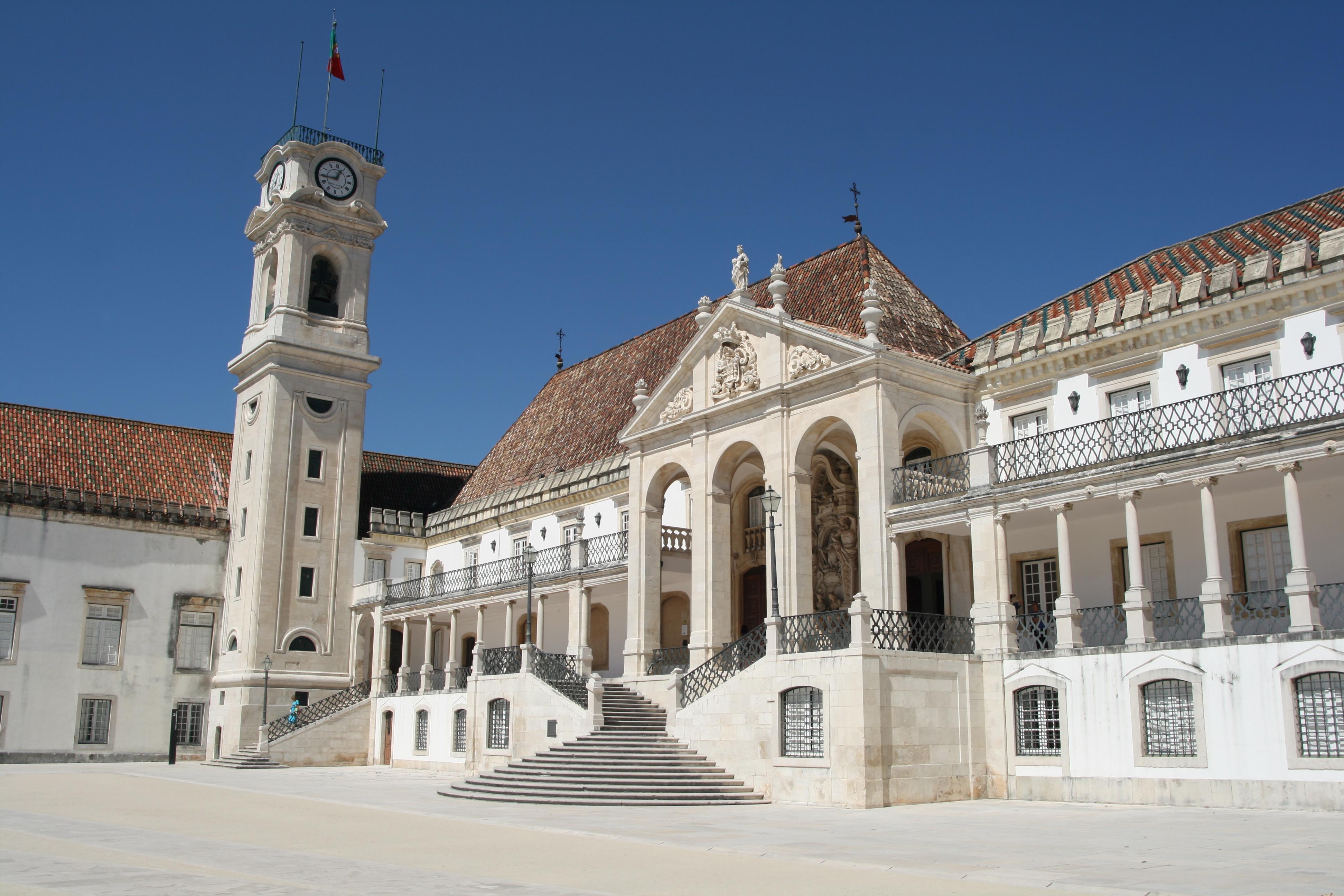 Universidade de Coimbra: o elo entre tempos