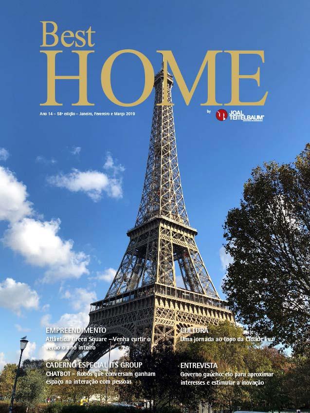 Joal Teitelbaum   Revista Best Home – Edição 58